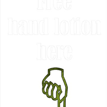 Free hand lotion here by janneman99