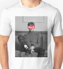 Camiseta ajustada Mark (Estilo Supremo)