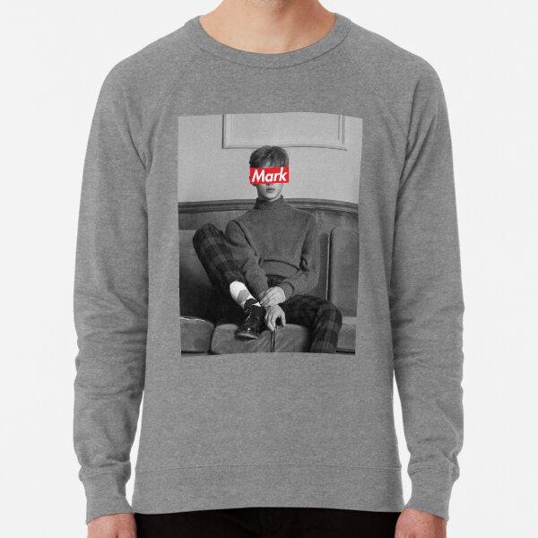 'Mark (Supreme Style)' Lightweight Sweatshirt by moniquereiche