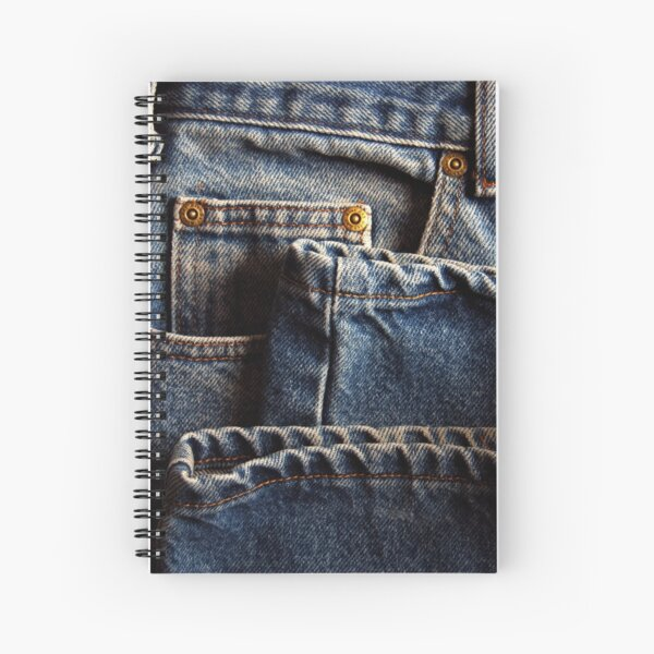 Doin' the Laundry Blues Spiral Notebook