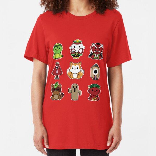 Yokawaii Slim Fit T-Shirt