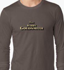 Chinatown | Music by Jerry Goldsmith Long Sleeve T-Shirt
