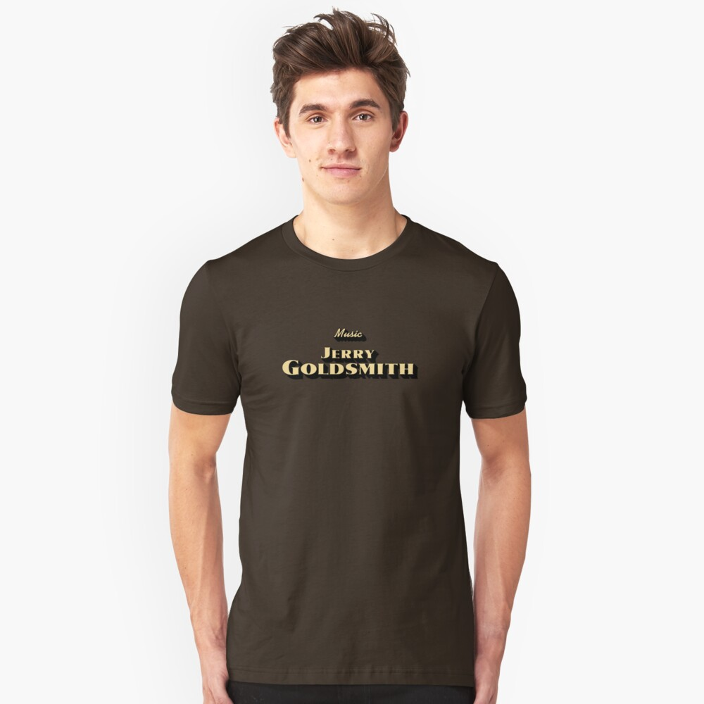 Chinatown | Music by Jerry Goldsmith Slim Fit T-Shirt