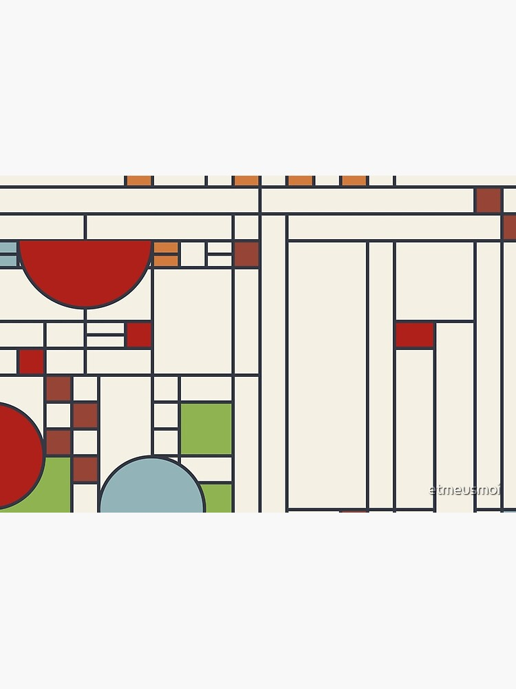 Frank Lloyd Wright S02 de etmeusmoi