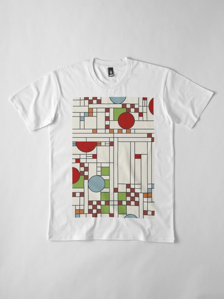 Alternative Ansicht von Frank Lloyd wright S02 Premium T-Shirt