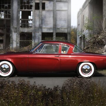1955 Studebaker by hottehue