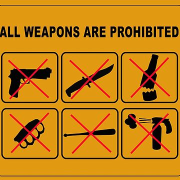weapons ban by Merius
