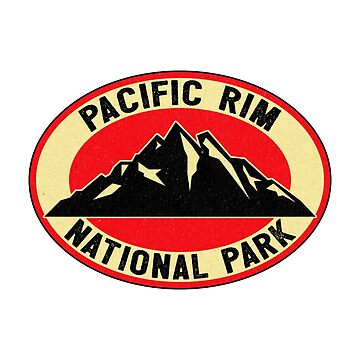 Pacific Rim National Park British Columbia Canada Long Beach by MyHandmadeSigns