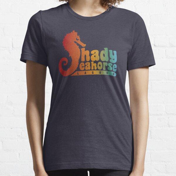 Shady Seahorse Lagoon Essential T-Shirt