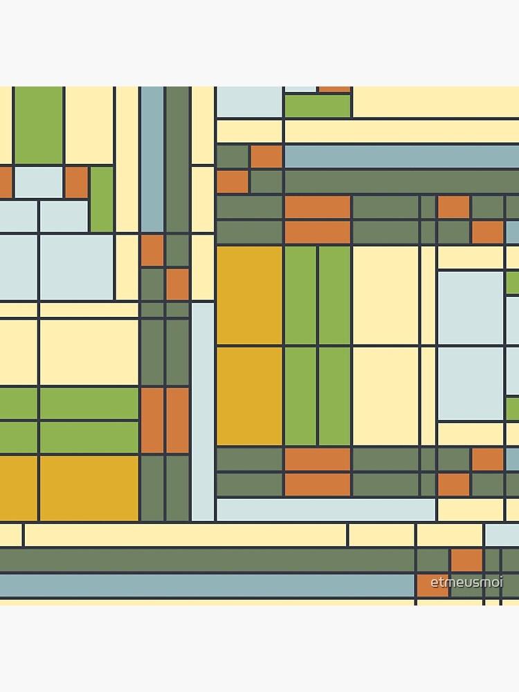 Frank Lloyd Wright S01 von etmeusmoi