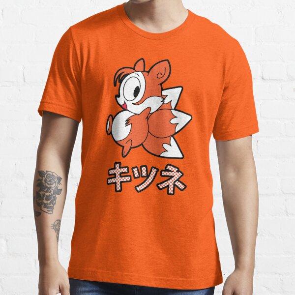 Kitsune Katakana Essential T-Shirt