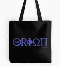 Eyes of Orion Tote Bag