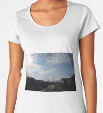 Big Sky In Cornwall Women's Premium T-Shirt
