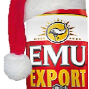 XMAS EMU EXPORT  by Jtunes84