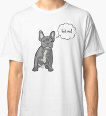 Cute french bulldog  Classic T-Shirt