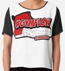 #gymflow Chiffon Top
