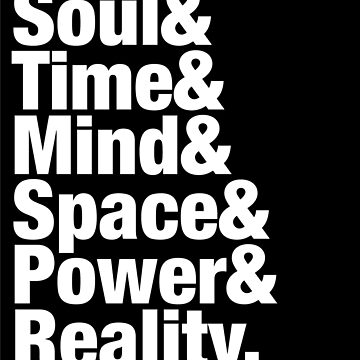 Infinity Gems - Soul& Time& Mind& Space& Power& Reality. by Garage123