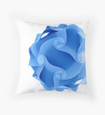Inversions Throw Pillow