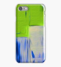 Nicolas Nixo 00987 iPhone Case/Skin