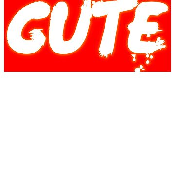 RED CUTE  by ShyneR