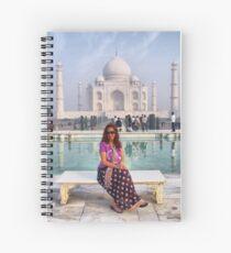 Lady B Spiral Notebook