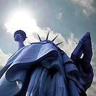 Flame of Liberty by John Dalkin