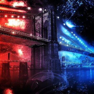 Brooklyn Nights by ErianAndre