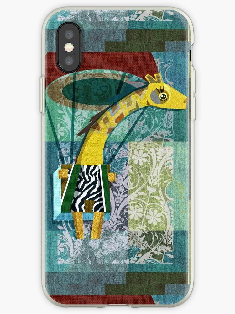 Flying Giraffe by TapoJusti