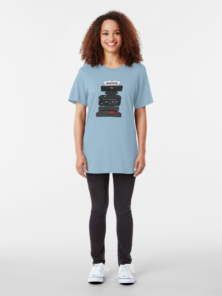 Alternate view of AGES Slim Fit T-Shirt