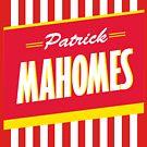 Patrick Mahomes Whataburger Ketchup 2 by SkipHarvey