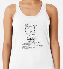 Cation  Racerback Tank Top