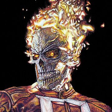Ghost Rider de NataDPB