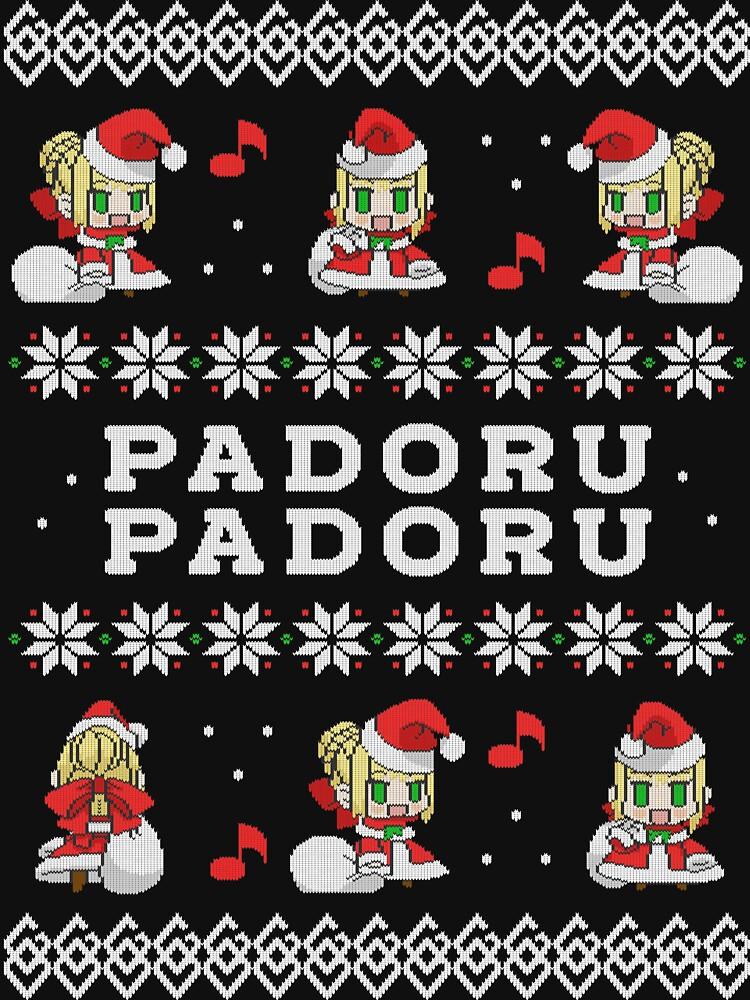 PADORU PADORU by ashplus