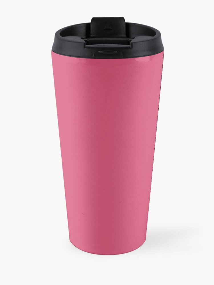 Alternate view of There's a Chance This Is Wine Travel Mug