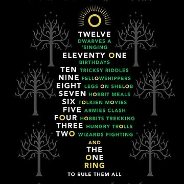 Middle Earth Carols by Grafx-Guy