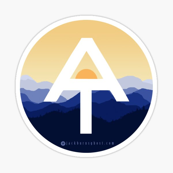 Appalachian Trail Sunrise Sticker