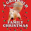 National Lampoon's - Weihnachtsvolles Eichhörnchen-Attacke von Candywrap Design