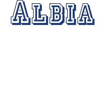 Albia by CreativeTs