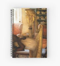 Music - The Harp Spiral Notebook