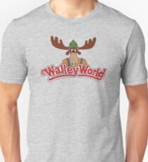 National Lampoon's - Walley Weltlogo HD Slim Fit T-Shirt
