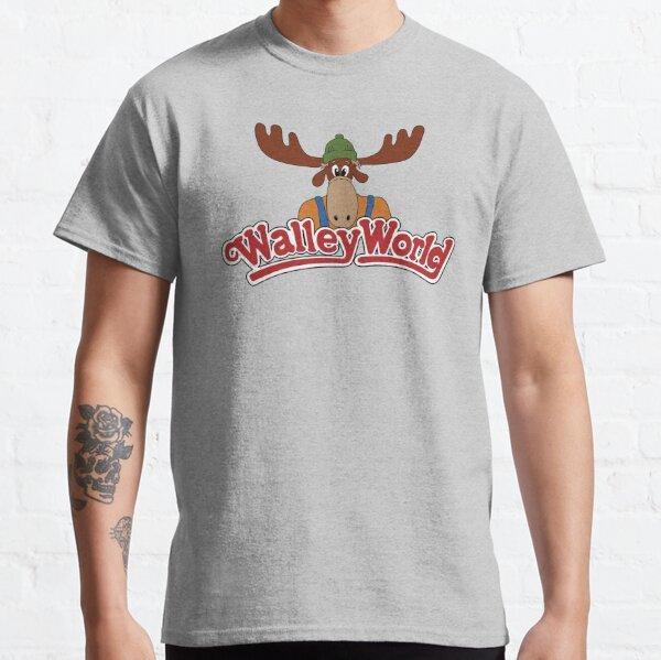 National Lampoon's - Walley World Logo HD Classic T-Shirt