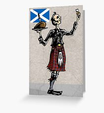 Burns night greeting cards redbubble robbie burns day greeting card m4hsunfo