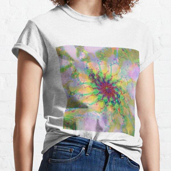 Fraktal Pinki Winki Classic T-Shirt