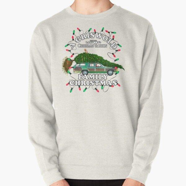 National Lampoon's - Christmas Tree Car Pullover Sweatshirt