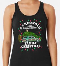 National Lampoon's - Christmas Tree Car Women's Tank Top