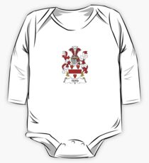 Toto Coat of Arms - Family Crest Shirt One Piece - Long Sleeve