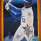 438 - Gerald Perry by Foob's Baseball Cards