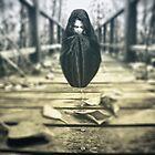 Scary Girl In Hood by TastefulDesigns