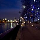 Walking in a Southbank Wonderland by Charlie Trotman