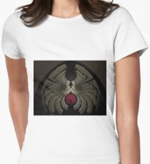 Fragment of Emotional Metamorphosis Women's Fitted T-Shirt